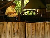Blacksmithing Demonstration