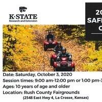 ATV Safety Rider Course