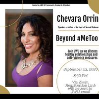 A Night with Chevara Orrin-Title IX Program