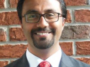 Assistant Professor, Shishir Chundawat