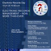 Electronic Records Day