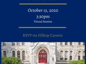 Graduate & Professional School Virtual Fair