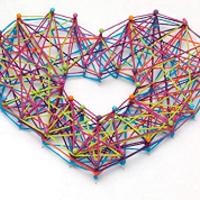 String Art for Peace Kit
