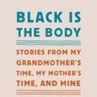 Black Is the Body Cover