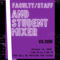 Faculty/Staff and Student Mixer