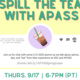 Spill the Milk Tea with APASS
