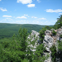 Piney Mountain Day Pack Hike: 10 Mile Difficult Hike