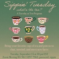 ECPT Presents Sippin' Tuesday