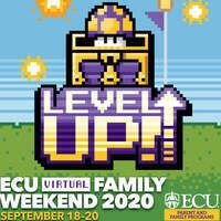 ECU Virtual Family Weekend 2020: Sept. 18-20