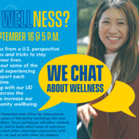We Chat about Wellness
