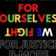 We Speak for Ourselves We Speak for Justice