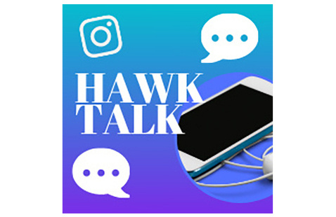 Hawk Talk: A Virtual Event for Harper Students