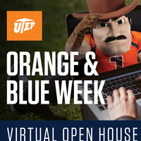 Orange & Blue Week