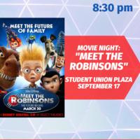 Movie Night on the Plaza