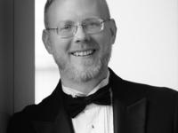 Dr Scott Rieker, choir director