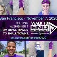 2020 Walk to End Alzheimer's