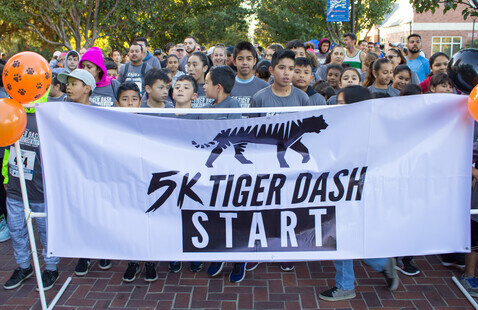 Tiger Dash Virtual 5K
