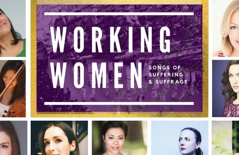 Working Women: Songs of Suffering & Suffrage