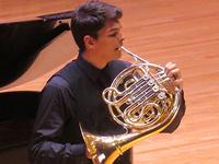 French Horn music major
