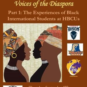 Voices of the Diaspora: Part One Flyer
