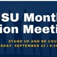 Jewish Monthly Union Meeting