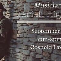 CAB Presents...Musician: Jariah Higgins