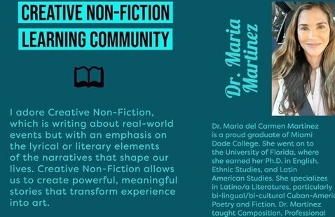 Learning Community: Creative Nonfiction