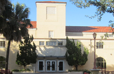 Memorial Student Union Building