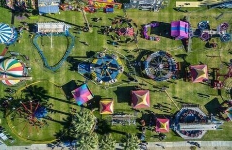 Santa Fe Mall Carnival