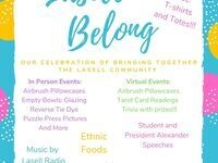 Lasell U-Belong flyer