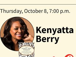Brown Lecture Series: Kenyatta  Berry
