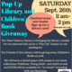 Pop-Up Library & Children's Book Giveaway