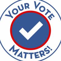 Your Vote Matrers!