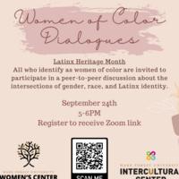 Women of Color Dialogue
