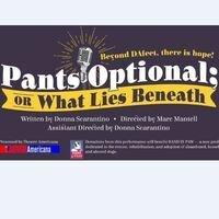 SOS Theatre Fest: Pants Optional; What Lies Beneath - Virtual Event