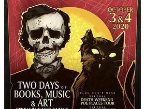 Poe Fest Int'l Poster