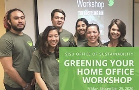 Greening Your Home Office Workshop
