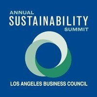 L.A. Business council Sustainability Summit featuring USC President Carol L. Folt, Dr. Daniel A. Mazmanian, and LA Mayor Eric Garcetti
