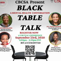 Black Trojan Table Talk