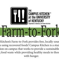 Farm-to-Fork (Dinner)