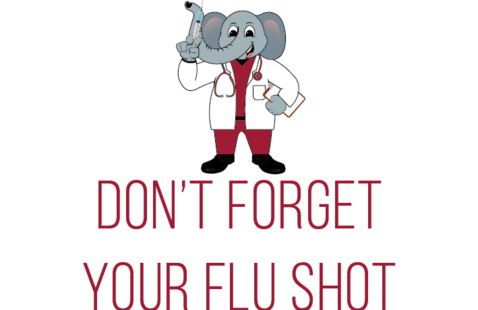 Don't forget your flu shot