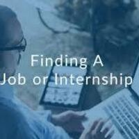 Workshop: Finding a Job or Internship