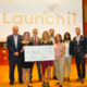 Launch It! student entrepreneur competition pitches