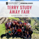 Terry Study Away Fair