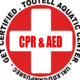 Professional Rescuer CPR/AED with First Aid (ProfessionalR (eLearning 3 hours & In-person training 3.5 hours) M $80/NM $95