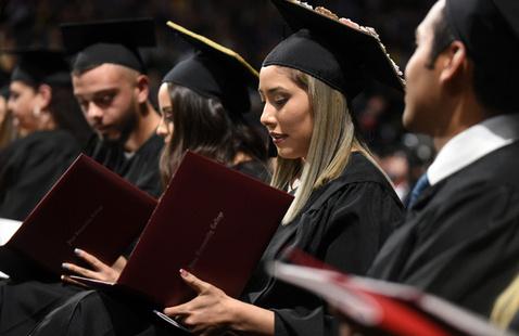 Diplomas Mailed to Graduates