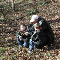 Family Science Outside: Exploring Ecosystems (Week 3: Forests)
