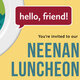 Neenan Lunch | Espresso Your Faith Week