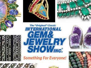 International Gem & Jewelry Show - Timonium, MD