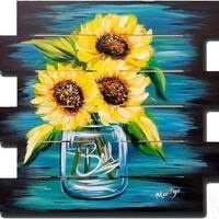 Painting with a Twist - Virtual Class